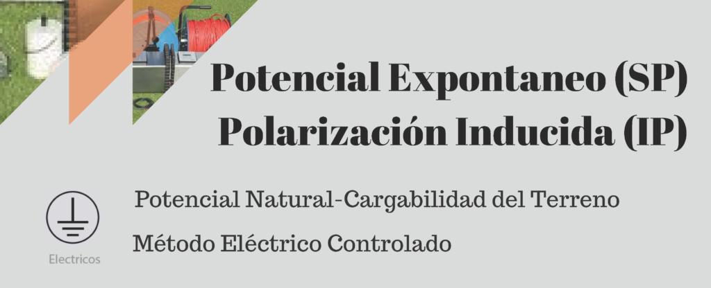 Potencial Espontaneo- Polarizacion Inuciida